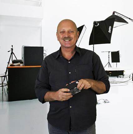 Tony Hanscomb Portrait