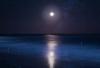Hua Hin Night Sea scape
